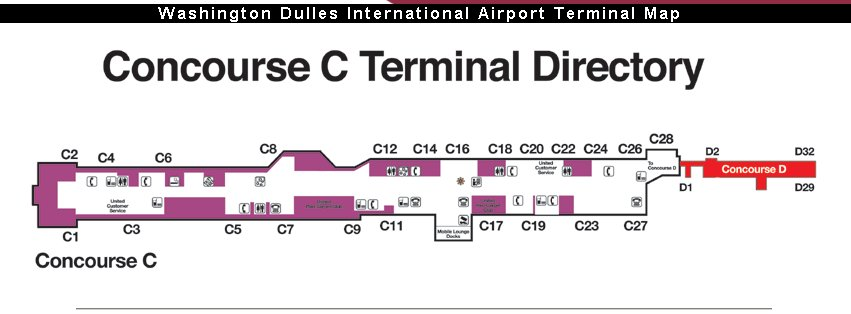 seattle airport gate assignments